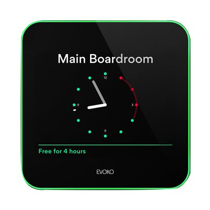 """Picture of EVOKO Liso Room Manager. 8"""" Display"""