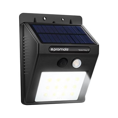 Picture of PROMATE Premium Solar LED Light Long life Battery