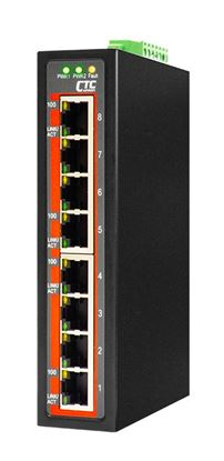 Picture of CTC UNION 8 Port Fast Ethernet Unmanaged Switch. 8x 10/100BaseT(X)