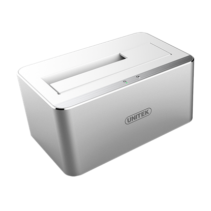 """Picture of UNITEK USB3.0 to SATA 6G 2.5""""/3.5"""" HDD Docking Station with USAP (USB"""