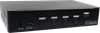 Picture of REXTRON 4 Port HDMI USB 3.0 4K UHD KVM Switch with Video