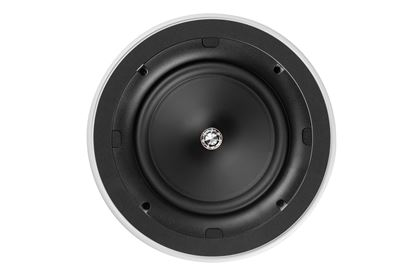 "Picture of KEF Ultra Thin Bezel 8"" Round In-Ceiling Speaker. 200mm Uni-Q"