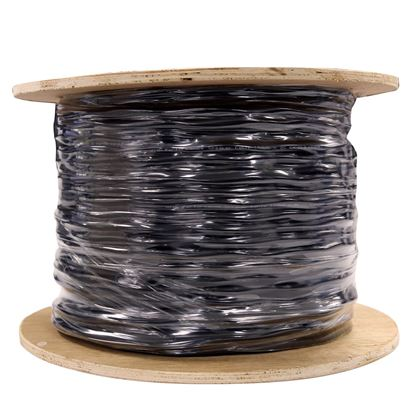 Picture of DYNAMIX 305m Cat6 UTP EXTERNAL Solid Cable. 23AWGx4P, 250MHz.