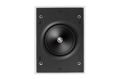 Picture of KEF Ultra Thin Bezel 6.5' Rectangular In-Wall Speaker. 160mm