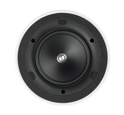 Picture of KEF Ultra Thin Bezel 6.5' Round In-Ceiling Speaker. 160mm Uni-Q