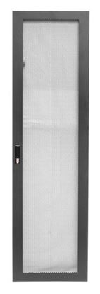 Picture of DYNAMIX Front Mesh Door for 47RU 800mm Wide Server Cabinet.