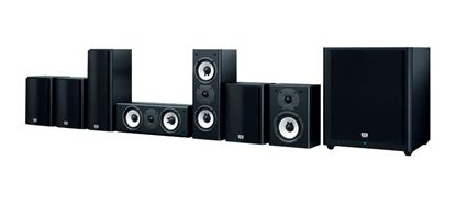 Picture of ONKYO 7.1 Channel Home Theatre Speaker System. THX I/S Plus