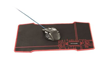 Picture of PROMATE Ergonomic Anti-Skid Pro- Gaming Mouse Pad. No-Friction