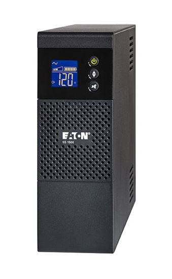 Picture of EATON 5S 1600VA/1000W Tower UPS Line Interactive.