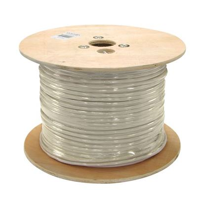 Picture of DYNAMIX 305m Cat6A Grey 10G UTP SOLID Cable, 23AWGx4P, 500MHz