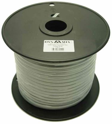 Picture of DYNAMIX 100m Roll 6-Wire Flat Cable , Silver colour