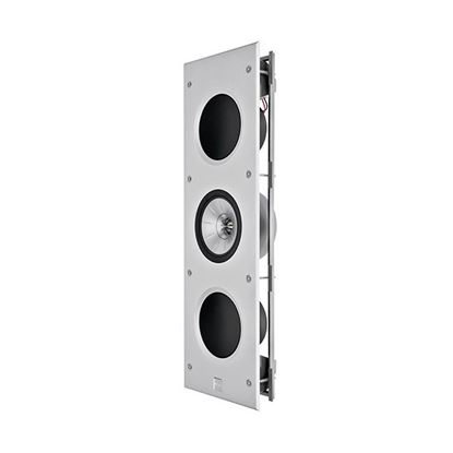 Picture of KEF THX Rectangle In-Wall Speaker with 2x 6.5' (LF), 1x 6.5' (MF), 1x