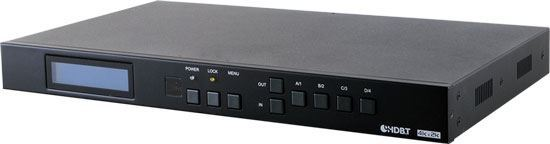 Picture of CYP HDMI 4K2K HDBaseT Lite 4x4 Matrix Switch. 4x HDMI in to 4x