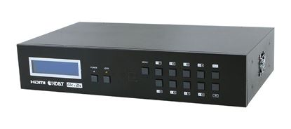 Picture of CYP HDMI 4K2K HDBaseT 8x8 Matrix Switch. 8x HDMI in to 8x HDBaseT