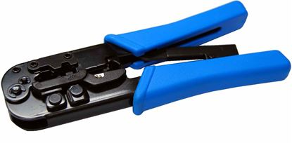 Picture of HANLONG 6/8 Position Metal Crimping Tool RJ11/RJ12/RJ45