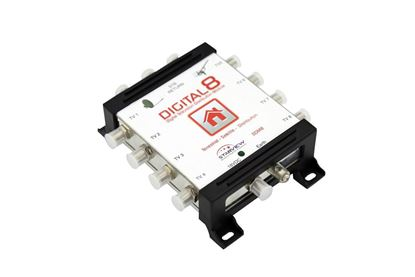 Picture of STARVIEW Digital 2x 8 Digital Distribution Amplifier. Satellite
