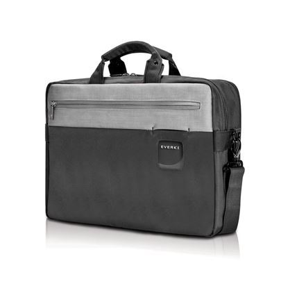"Picture of EVERKI ContemPRO 15.6"" Commuter Laptop Briefcase, Colour Black"