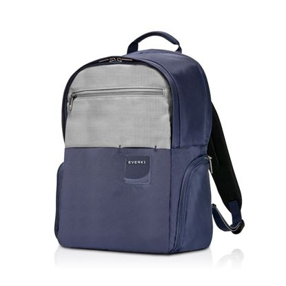 "Picture of EVERKI ContemPRO Commuter 15.6"" , Laptop Backpack, Colour Navy"