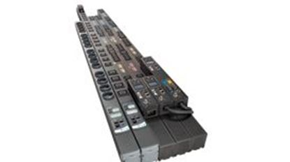 Picture of EATON ePDU 16A IEC C14, 24 Port 20x C13, 4x C19 Managed PDU.