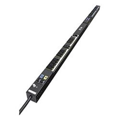 Picture of EATON G3 16A IEC 309, 24 Port, 20x C13, 4x C19 Metered PDU.