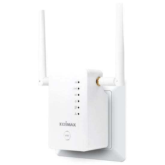Picture of EDIMAX Smart AC1200 Dual-Band WiFi Extender/Access Point/WiFi Bridge