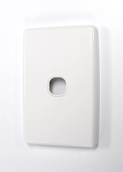 Picture of AMDEX Single Port Face Plate