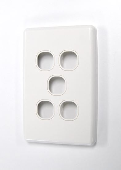 Picture of AMDEX Five Port Face Plate