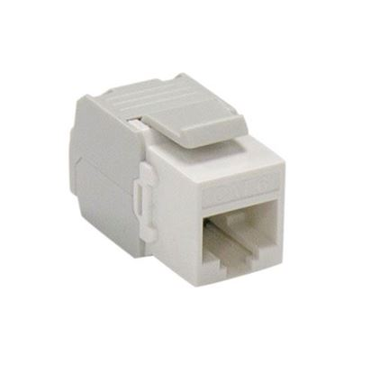 Picture of DYNAMIX Cat6 UTP Keystone Slimline Tooless & Punch Down Compatible