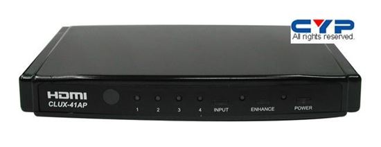 Picture of CYP HDMI 4 in 1 out Switch HDMI, HDCP 1.1 and DVI 1.0