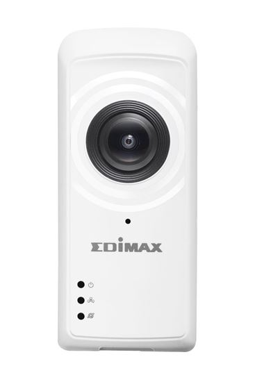 Picture of EDIMAX 1080p WiFi Fisheye Cloud Camera with 180 Panoramic View.