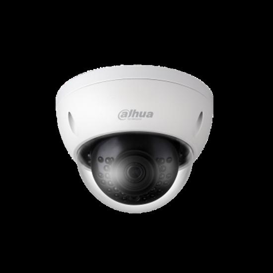 Picture of DAHUA 4MP IR Mini Dome IP Camera H.265/H.264 triple-stream encoding
