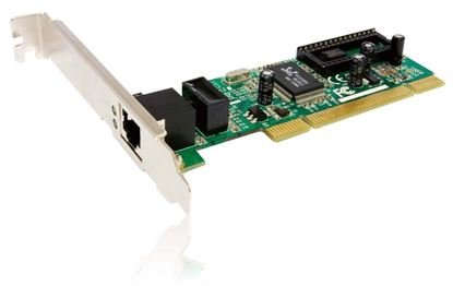 Picture of EDIMAX 32-bit 10/100/1000 PCI Gigabit Ethernet Adaptor RJ45