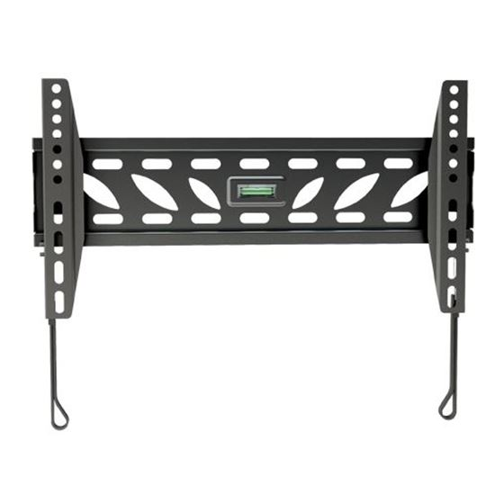 Picture of BRATECK 32'-55' Fixed TV wall mount Max load: 50Kgs. VESA support: