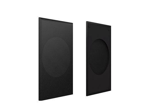 Picture of KEF Cloth Grille For Q350 Speaker. Colour Black