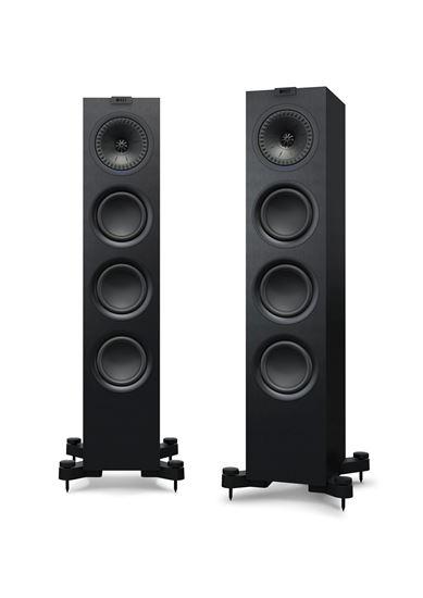 Picture of KEF Floor standing Speaker. Two & half-way bass reflex. Uni-Q