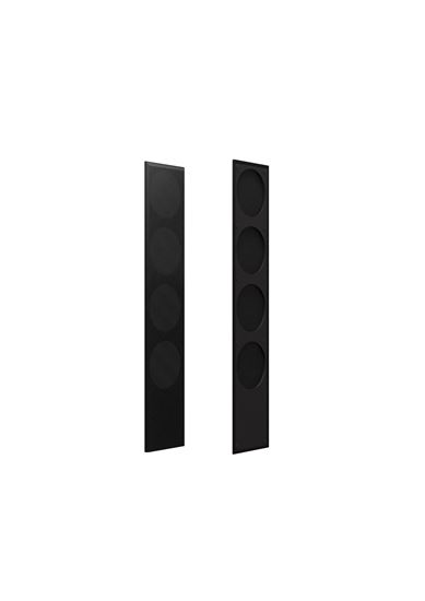 Picture of KEF Cloth Grille For Q550 Speaker. Colour Black