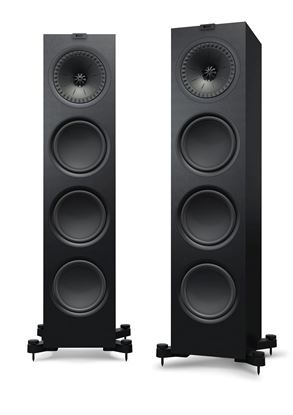 Picture of KEF Floor standing Speaker. Two & half-way bass reflex.