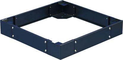 Picture of DYNAMIX SR Series Cabinet Plinth. 100mm high. Suites 800 x 800mm SR