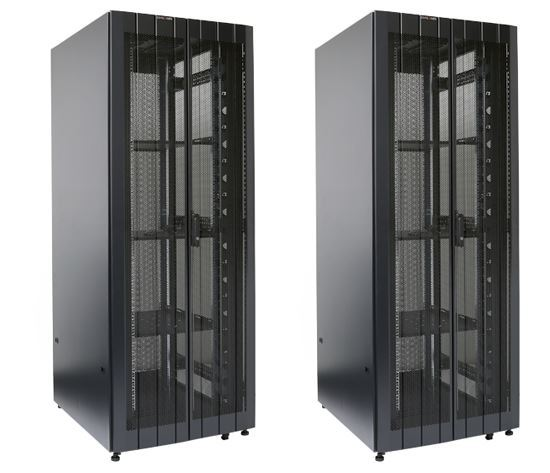 Picture of DYNAMIX 47RU Server Cabinet 1000mm Deep (800 x 1000 x 2250mm) 2x Front