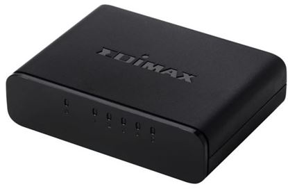 Picture of EDIMAX 5 Port 10/100 Fast Ethernet Desktop Switch. Perfect solution