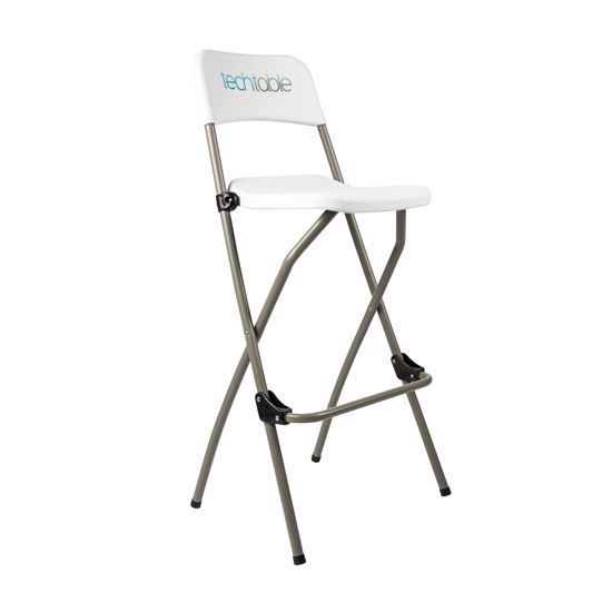 Picture of TECHTABLE Collapsible Chair.