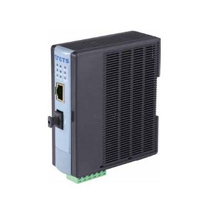 Picture of CTS Gigabit PoE SC Multimode Fibre Media Converter. 10/100/1000Base-TX