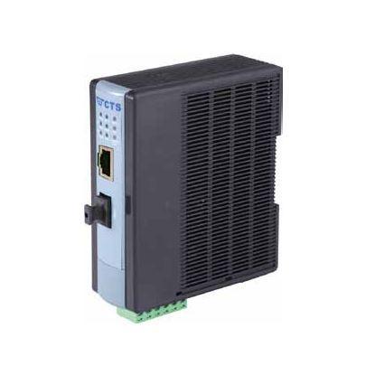 Picture of CTS Gigabit Ethernet Management Media Converter.  Built-in