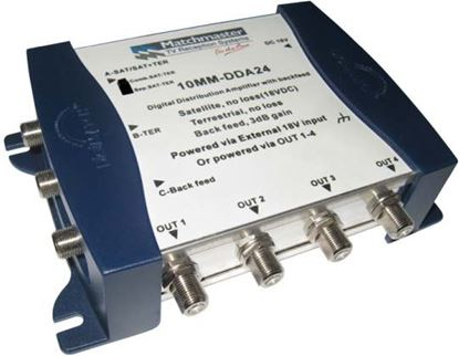 Picture of MATCHMASTER 2x 4 Digital Distribution Amplifier with 4x