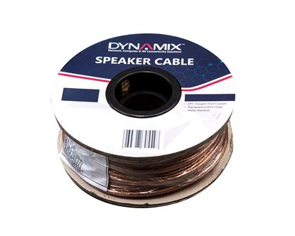 Picture of DYNAMIX 30m 14AWG/2.08mm² Speaker Cable, OFC 51/025BCx2C,