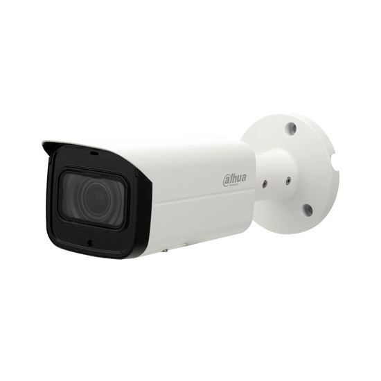Picture of DAHUA 4MP WDR IR Bullet IP Camera H.265 & H.264 dual-stream encoding
