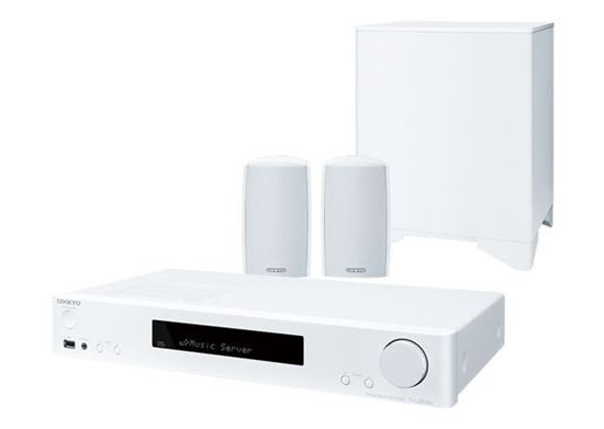 Picture of ONKYO 2.1 Channel Home Cinema System. Deep & satisfying stereo