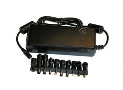 Picture of DYNAMIX 90W Universal Notebook Power Adapter. Switch Mode &