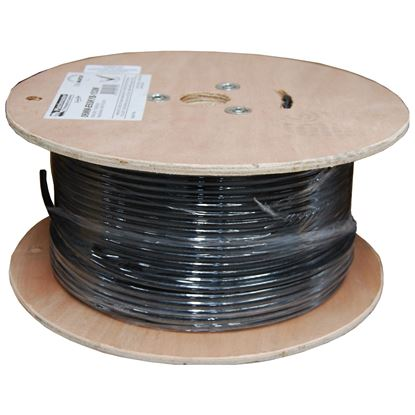 Picture of DYNAMIX 305m Cat6A Black S/FTP UV Stabilised Shielded External
