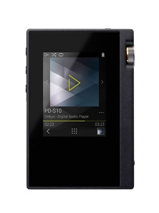 Picture of ONKYO Digital Audio Player. 528GB expandable memory, WIFI, Bluetooth,